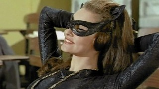 The Catwoman as Julie Newmar