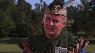 Art Carney as the Archer