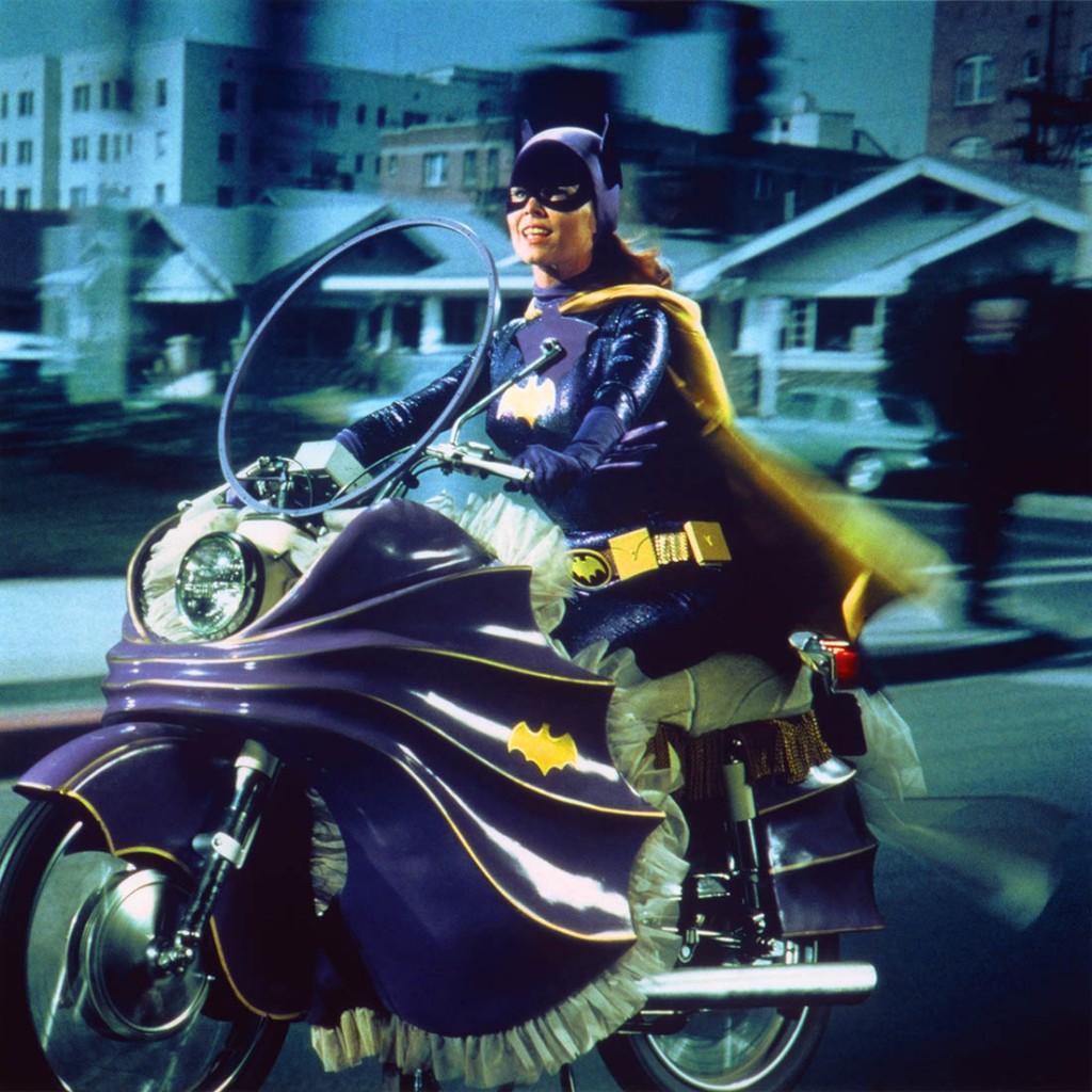 Batgirl Cycle