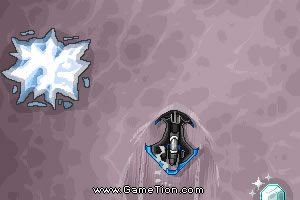 Batman Ice Cold Getaway Mr. Freeze Online Game