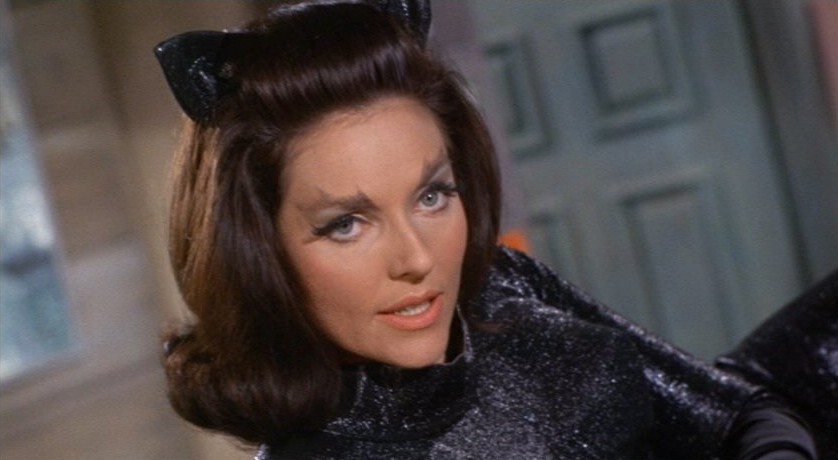 Lee Meriwether as Catwoman in the 1966 Batman movie