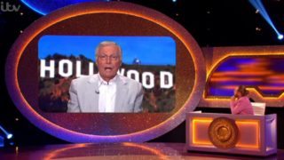 Adam West on Through the Keyhole