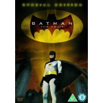 1966 Batman Movie DVD cover