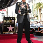 Adam West awarded with hollywood star