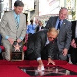 Adam West, hollywood walk of fame