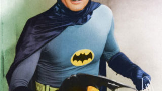 1960s Batman Adam West