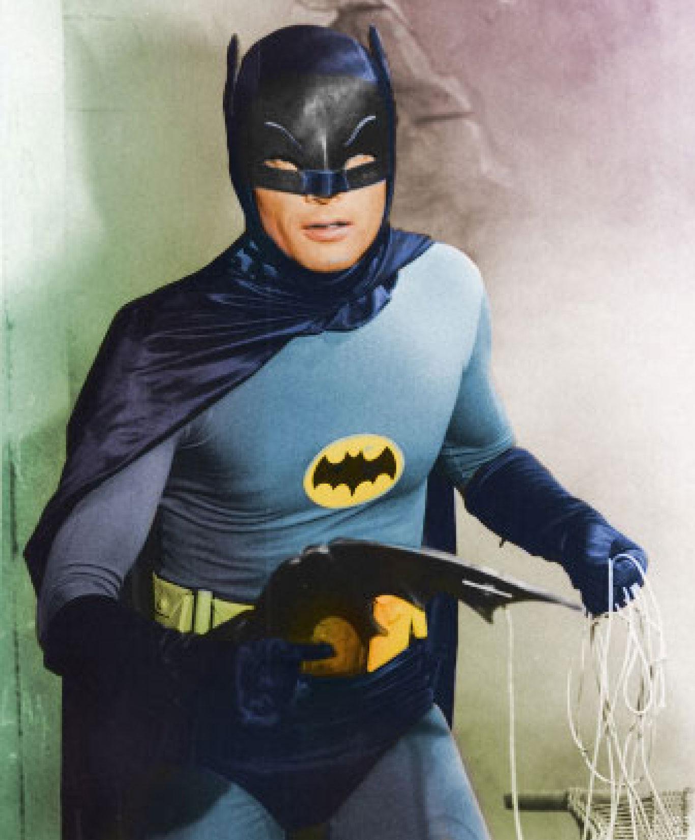 1960s Batman Adam West