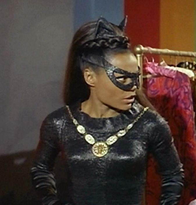 Eartha Kitt as Catwoman