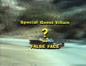 Special Guest Villain Batman TV Series