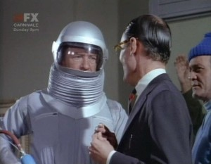 George Sanders plays the first ever Mr. Freeze