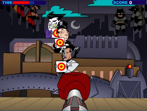 Knockout Penguin Joker 2Face Game