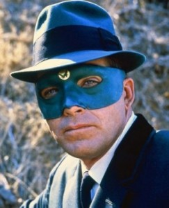 The Green Hornet played by Van Williams