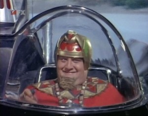 King Tut managed to steal the Batmobile in his first appearance.