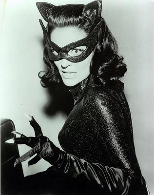 Catwoman in the 1966 Batman Movie played by Lee Meriwether