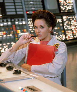 Lee Meriwether in the Time Tunnel