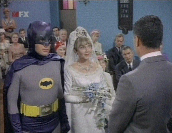 Batman to marry Marsha Queen of Diamonds?
