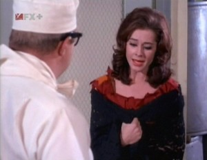 Sherry Jackson as Pauline