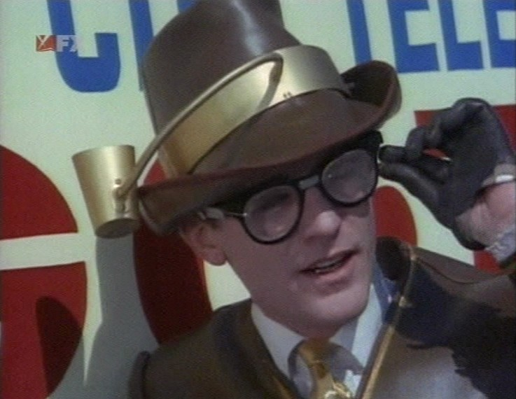 The Bookworm in 1966 Batman TV Series