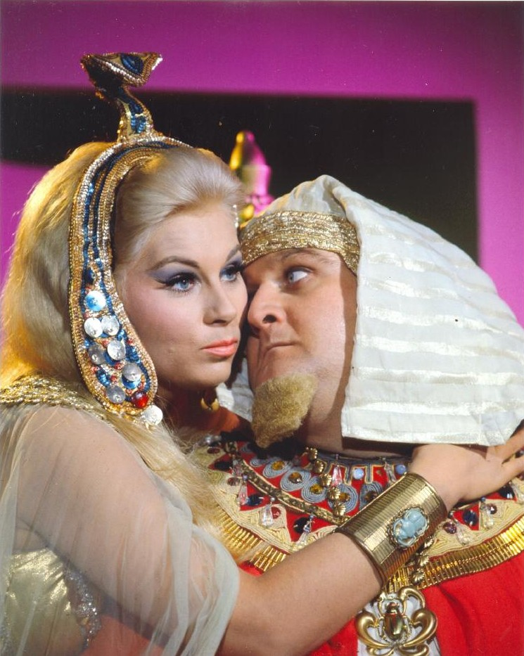 Victor Buono as King Tut