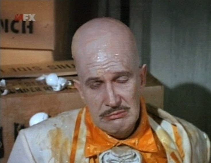 Vincent Price Egghead 1966 Batman