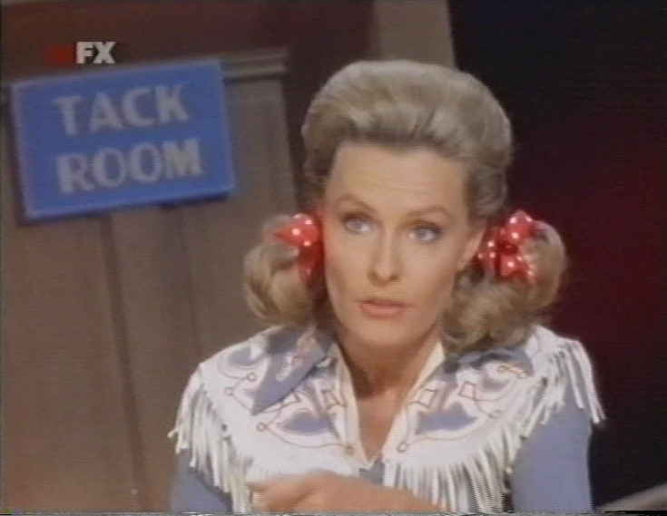 Dina Merrill as Calamity Jan