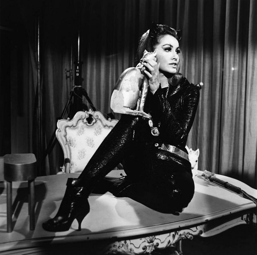 Julie Newmar as Catwoman 1966