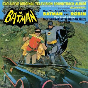 1966 Batman soundtrack record